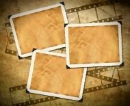 黄色相框图片