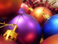圣诞球图片
