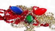 圣诞节装饰灯图片