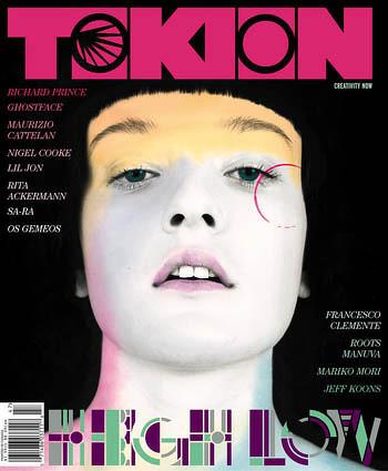 时尚杂志封面设计,版式设计