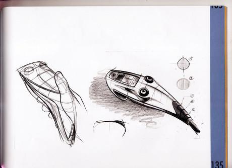 欧洲设计大师之创意草图