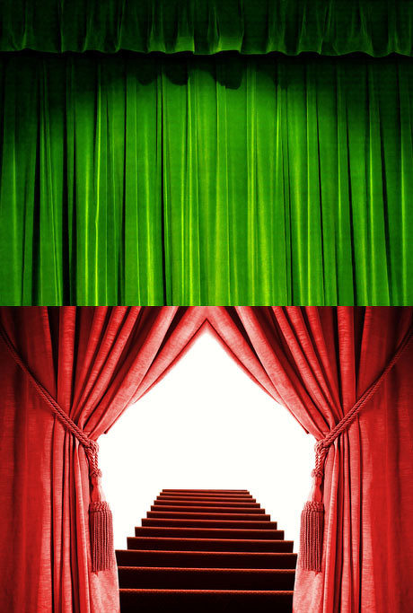 2款幕帘图片