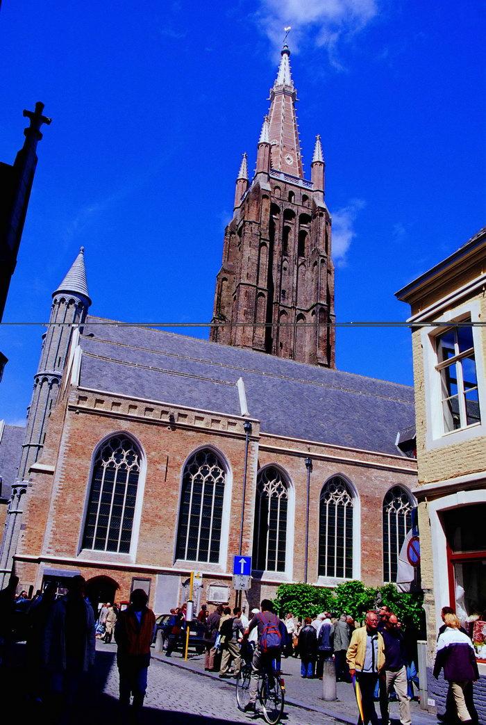 荷兰建筑风景图片