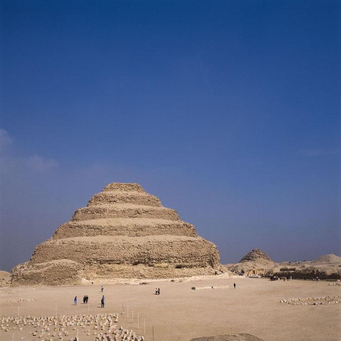埃及金字塔图片-素彩图片大全