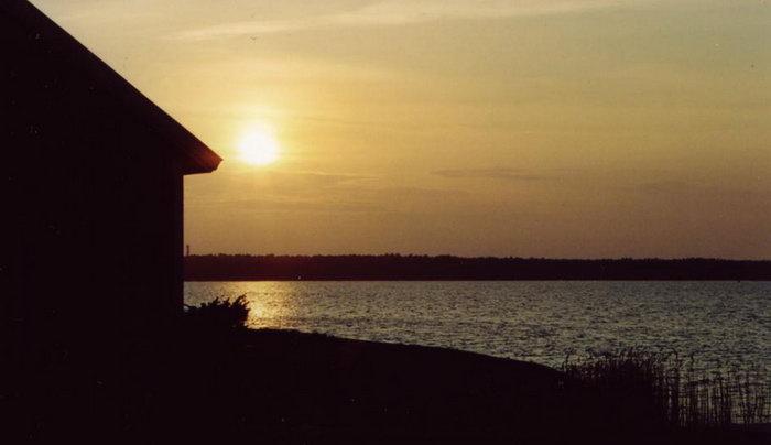 日落湖面天空美景图片,日落湖面美景,天空景观,天空美景,风景,3916x2