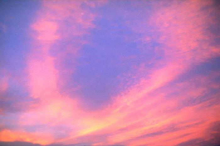 晚霞天空美景图片,晚霞美景,天空景观,天空美景,风景,3916x2661像素
