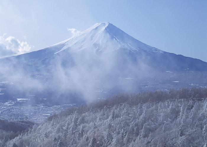 富士山雪景图片,富士山雪景,雪山风景,山水,摄影,风景,2950x2094像素
