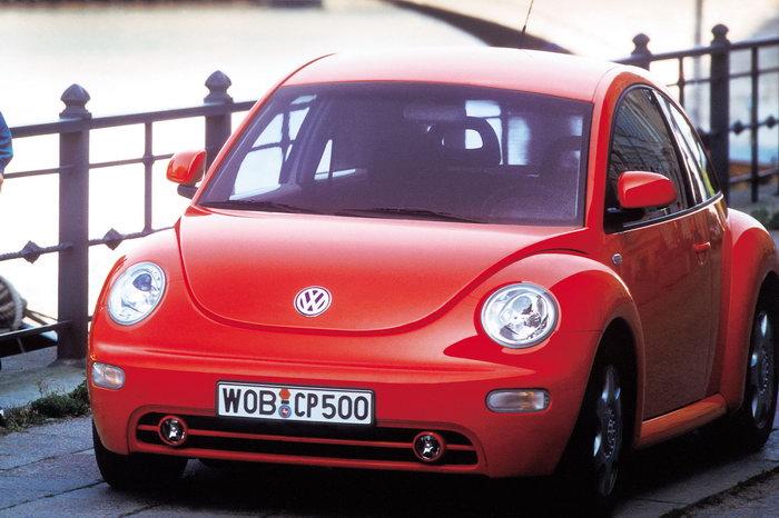 大众甲壳虫汽车图片高清图片