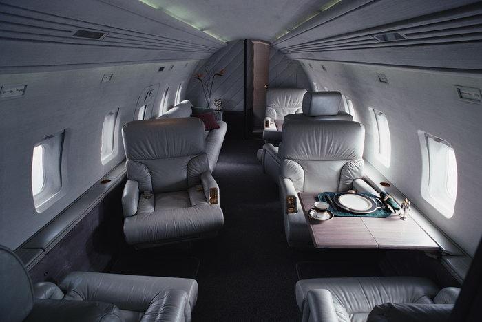 航空商务飞机图片