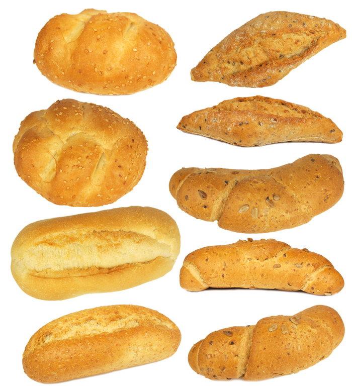 多款面包美食图片-素彩图片大全
