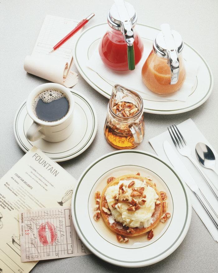 美式早点美食图片,美式早点,早点,糕点,摄影,小吃,食品设计,1681x2103