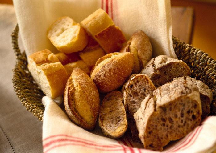 烤面包美食图片-素彩图片大全