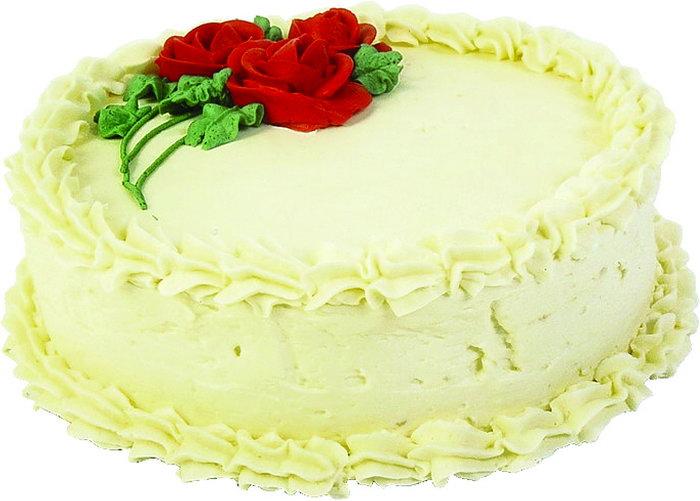 生日蛋糕美食图片-素彩图片大全