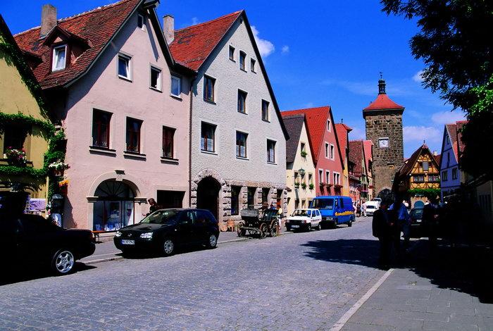 德国建筑图片-素彩图片大全