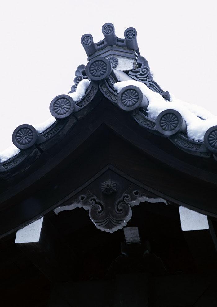 古代屋檐古建筑