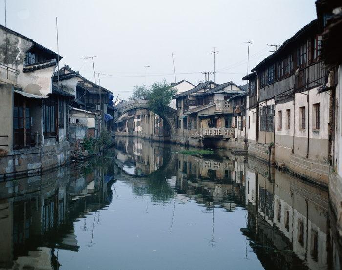 江南水乡古建筑,江南水乡,中国古迹,古建筑,建筑,4252x3366像素