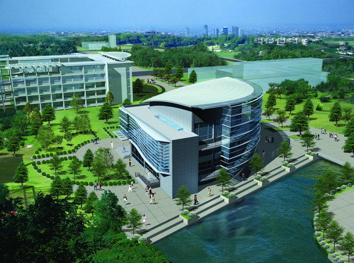 大学校园设计建筑设计图片