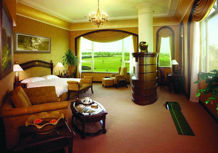 酒店卧室建筑设计图片
