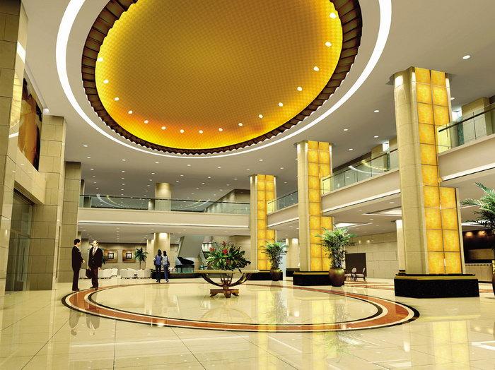 酒店大厅装饰建筑设计图片图片