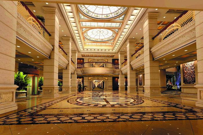 酒店宾馆大堂建筑设计图片图片