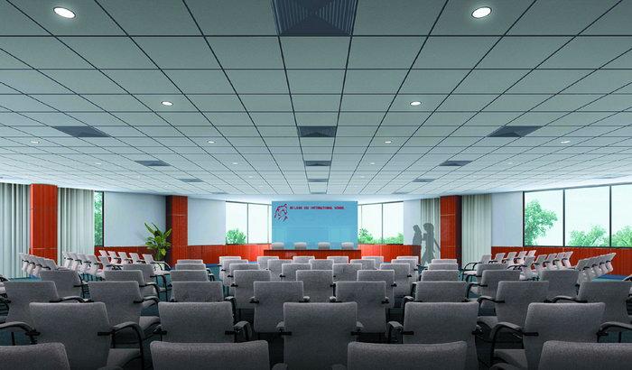 会议大厅设计装饰建筑设计图片