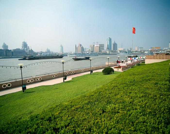 上海外滩图片-素彩图片大全