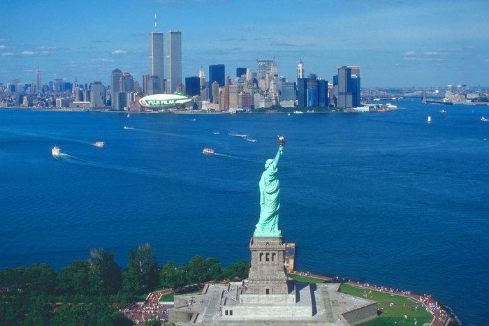 纽约自由女神像图片,纽约自由女神像,美国旅游风景,名胜景观摄景,国外