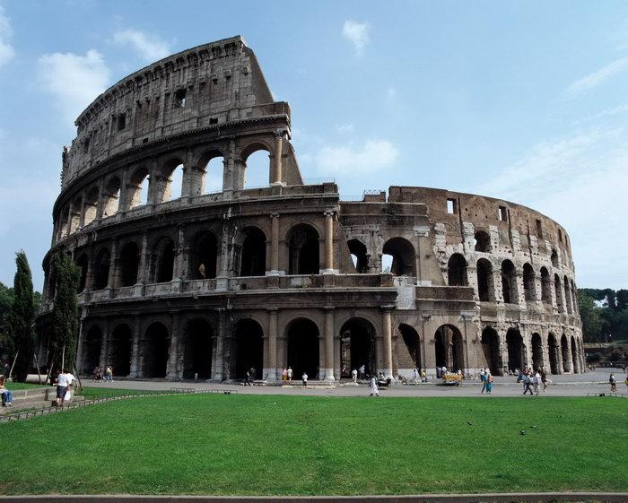 古罗马角斗场图片,古罗马角斗场,国外旅游,国外风景,国外名胜,国外
