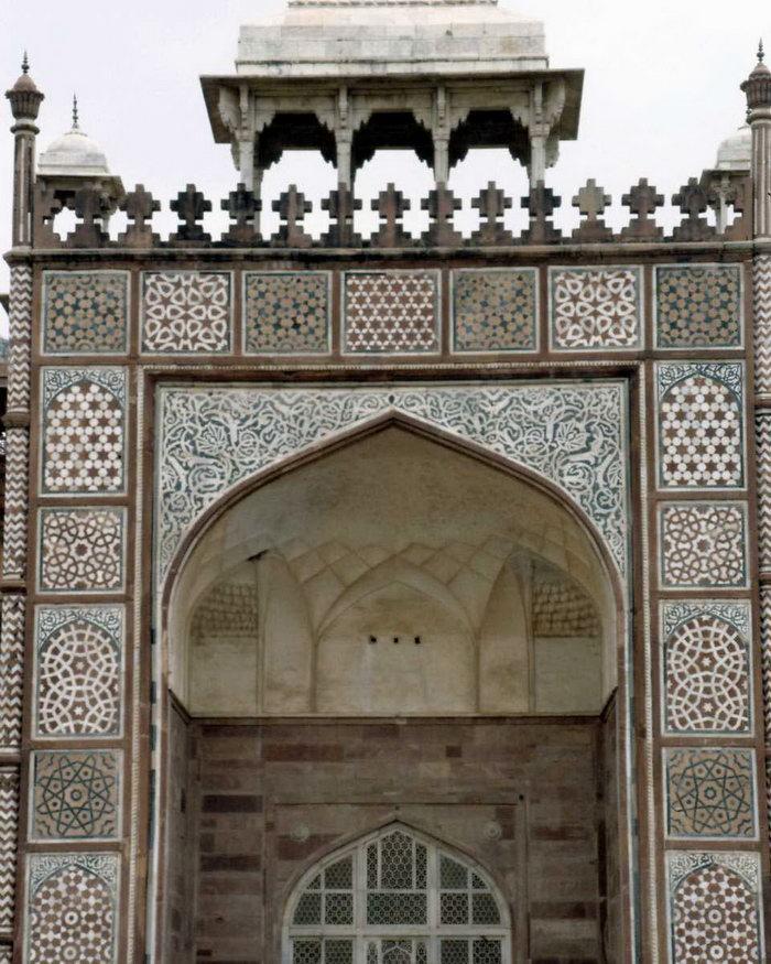 印度古建筑图片-素彩图片大全