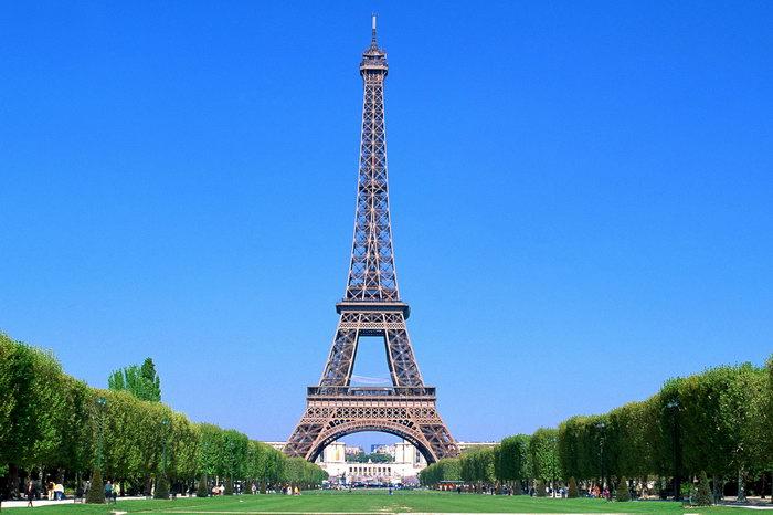 巴黎埃菲尔铁塔图片,巴黎埃菲尔铁塔,巴黎旅游,巴黎风景,巴黎名胜