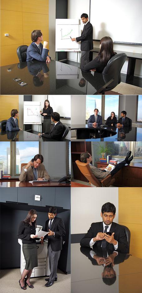 商务办公室素材; [jpg]商务办公室办公图片