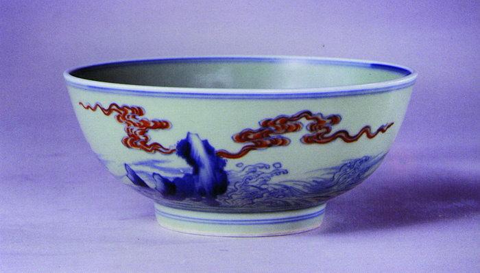 清晚期青花瓷图片,清晚期青花瓷,古代瓷器,传统图案,3189x1980像素