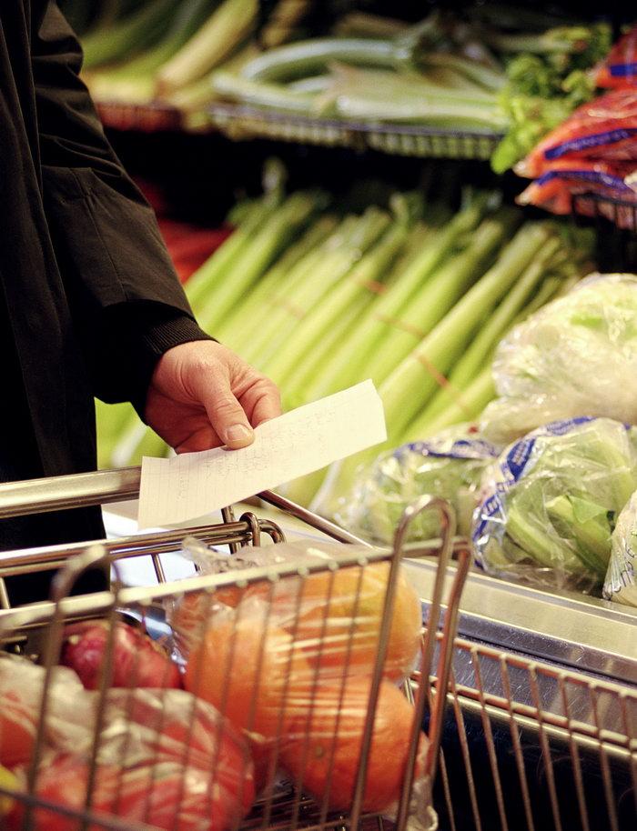 超市购物图片-素彩图片大全