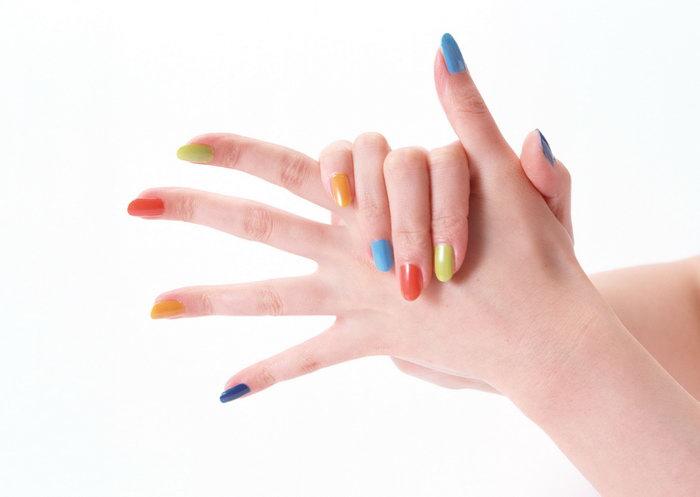女性手部手势图片