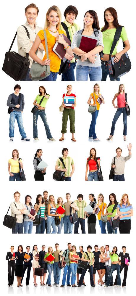 多款学生人物图片