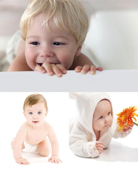 可爱健康小宝贝图片(一)