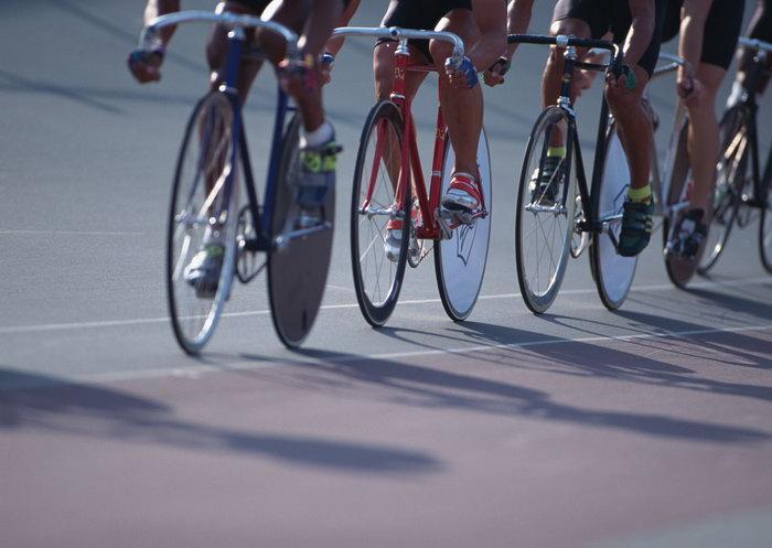 自行车比赛图片