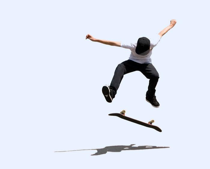 滑板运动图片图片