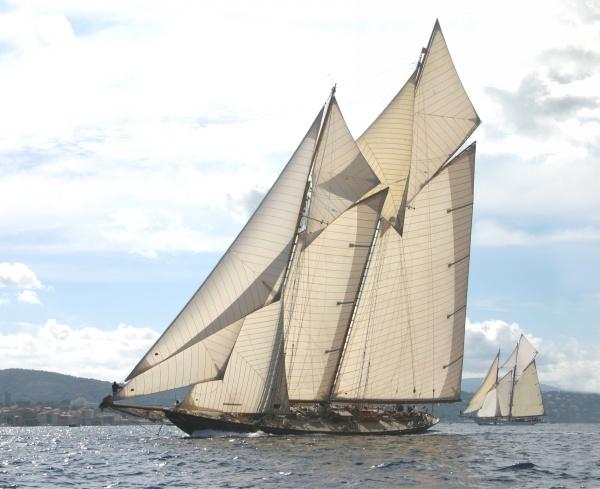 帆船图片-素彩图片大全