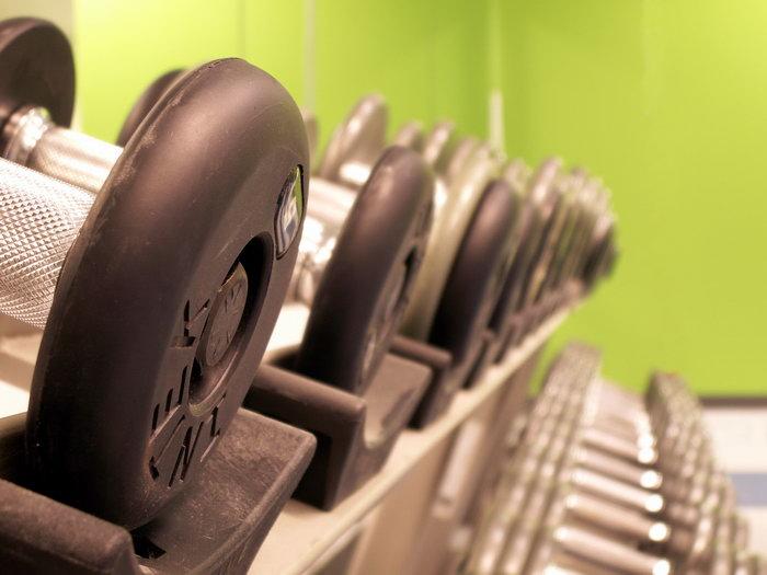 健身器材图片
