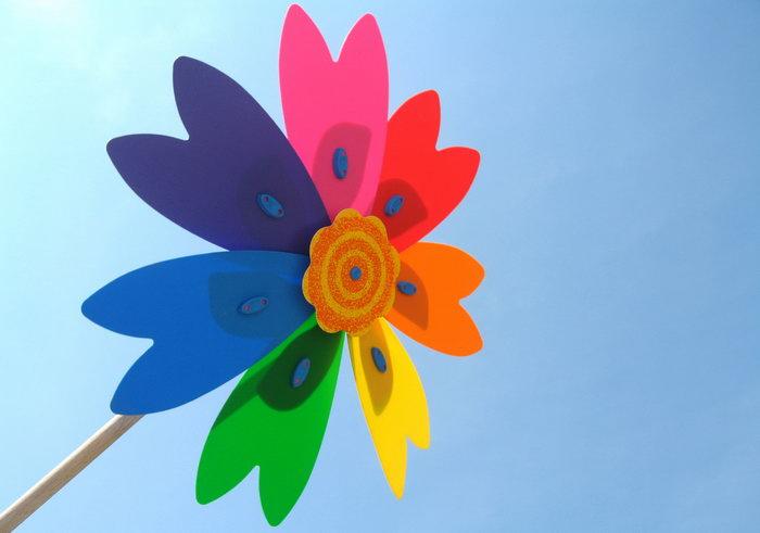 小风车图片,小风车,生活用品,摄影,生活百科设计,4320x3033像素