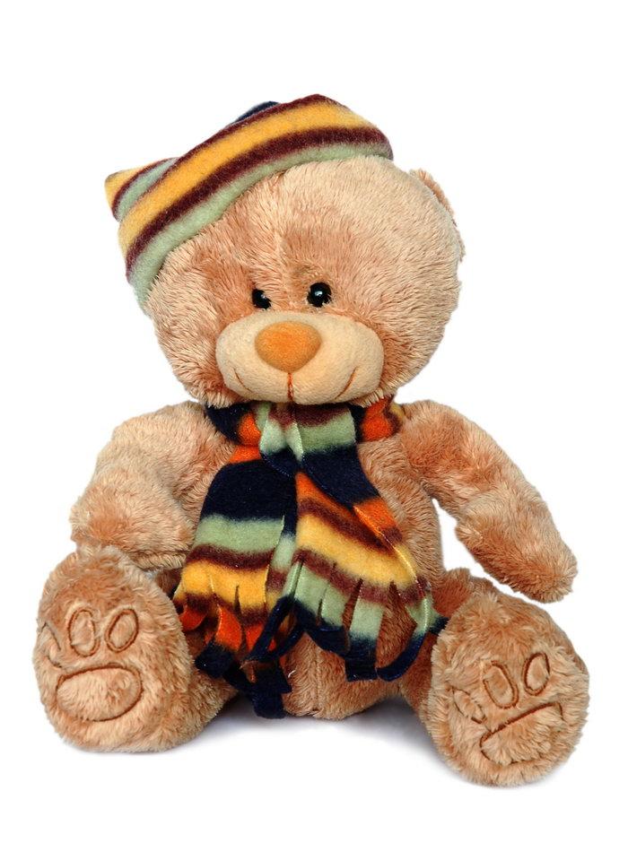 泰迪熊玩具图片-素彩图片大全
