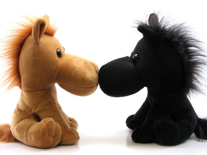 小毛驴玩具-素彩图片大全