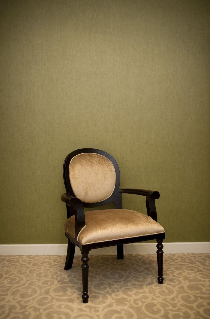 欧式单人沙发椅-素彩图片大全