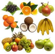 猕猴桃香蕉菠萝等水果