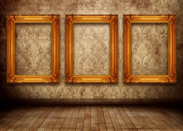 欧式风格室内陈设图片3,画框,相框,墙纸,墙壁,墙布,室内,陈设,地板,欧