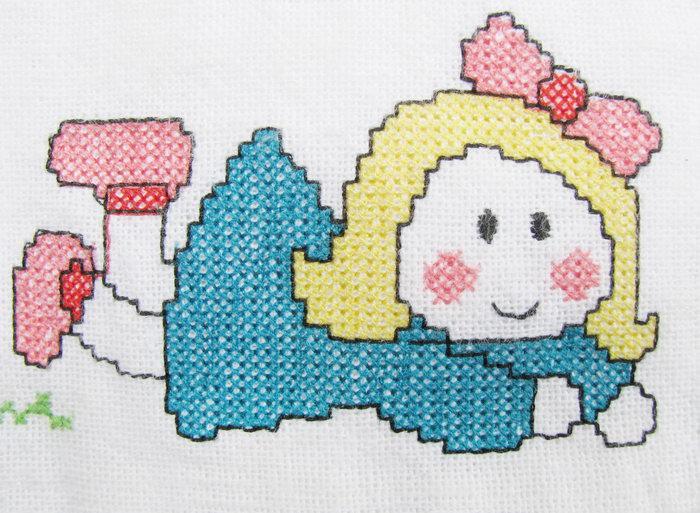 儿童毛线编织花样图片