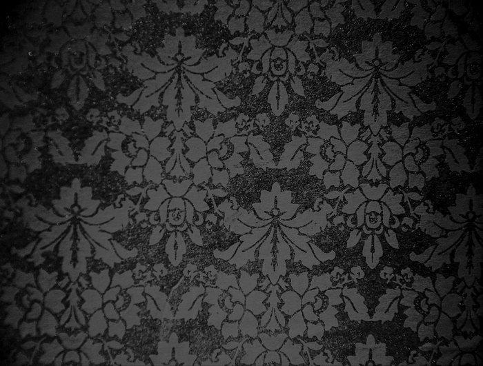 灰色花纹背景图片-素彩图片大全