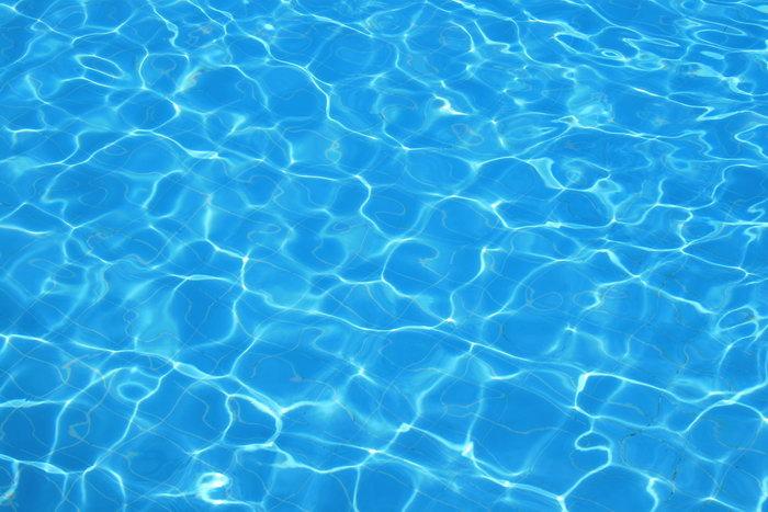 蓝色水纹图片-素彩图片大全