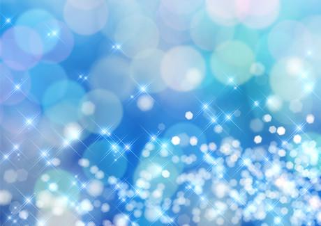 梦幻星光蓝色背景图片,梦幻,星光,清新,浪漫,光点,浅蓝色,背景,壁纸
